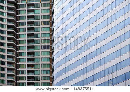 Asia  Window Terrace  Centre  Bangkok Thailand