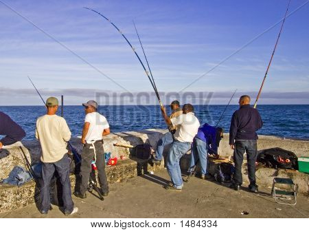 False Bay Fishemen