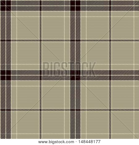 Tartan Seamless Pattern. Traditional Scottish Ornament. Tartan Plaid Inspired Background. Seamless Samples for Background, Suitable for Christmas and New Year. Trendy Vector  Illustration.
