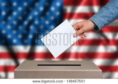 Presidential Election In United States Of America