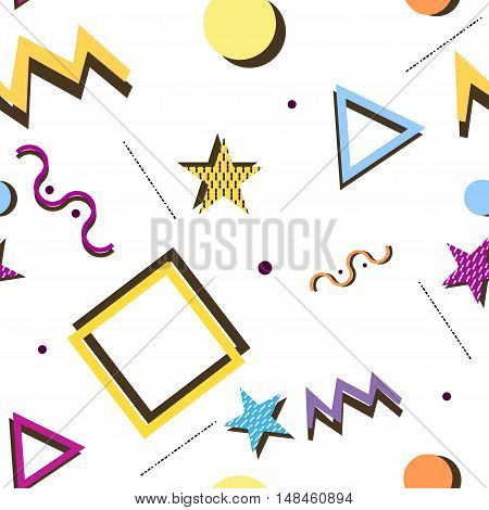 Abstract Composition. Minimalistic Fashion Backdrop Design. Patch Geometric Shape Icon. Modern Ad Ba