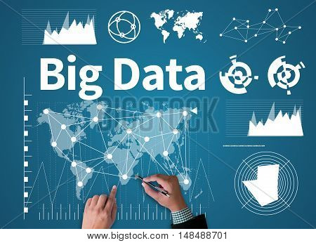 Big Data On Domain Web Page And  Seo
