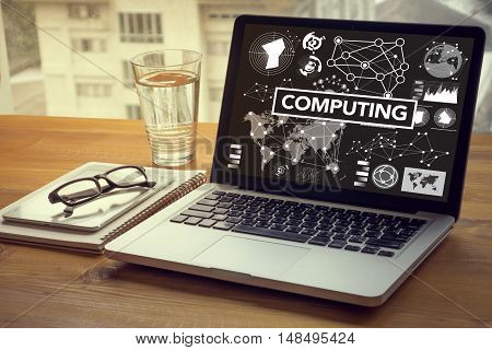 Computing (data Computer Digital Memory)