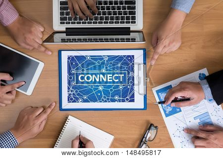 Connect  (connected Communication Connection Media)