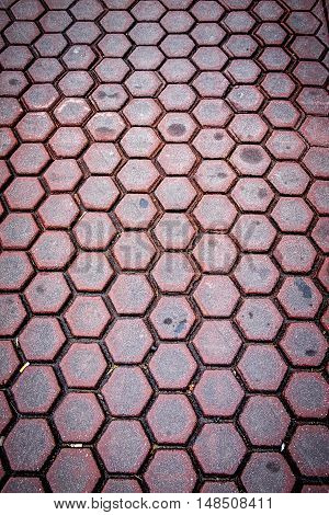 pattern architecture detail in the streets of Toulouse France Europe