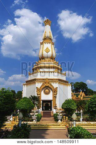 Wat Jay Dee Chaiyamongkol Roi Et Thailand