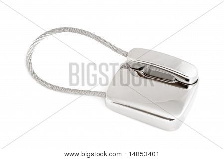 Silver Phone Trinket