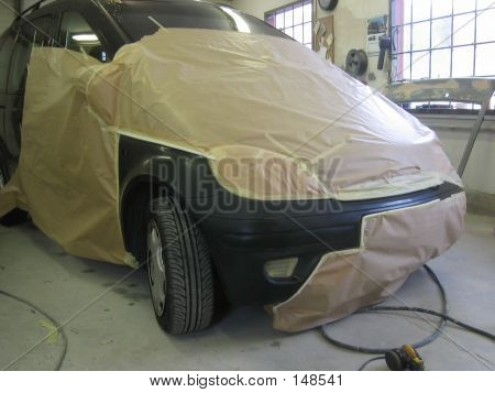 Car For Painting