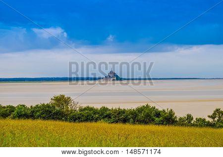 Hdr Mont St Michel France