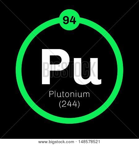 Plutonium Chemical Element