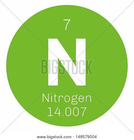 Nitrogen Chemical Element