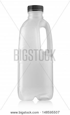 Clear Liquid Container
