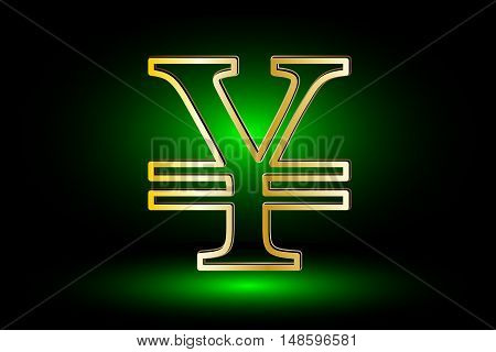 Yen symbol , Yen currency symbol ,