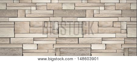 Stone Wall Banner