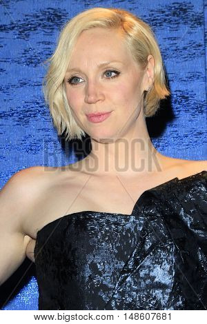 LOS ANGELES - SEP 18:  Gwendoline Christie at the 2016  HBO Emmy After Party at the Pacific Design Center on September 18, 2016 in West Hollywood, CA