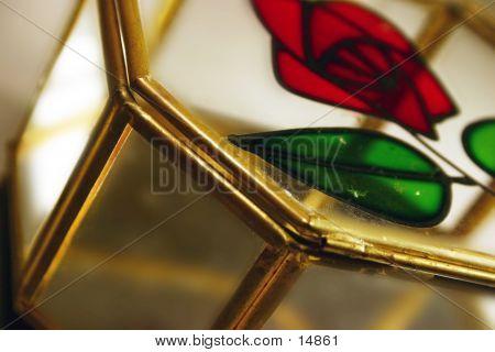 Rose Jewlery Box