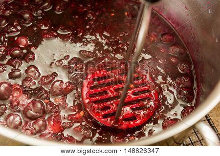 Grape Jam Jelly
