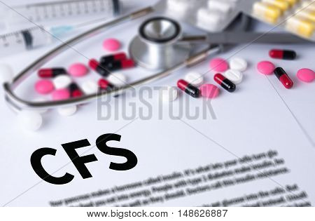 Cfs  (consolidated Financial Statement)
