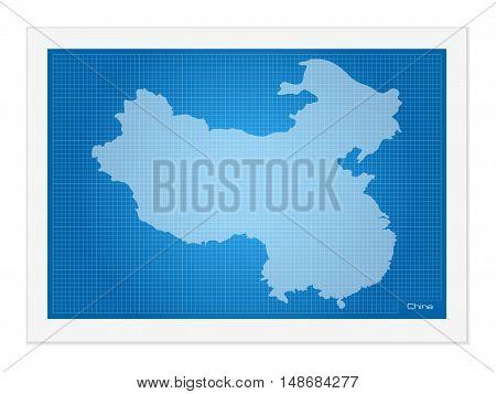Chine On Blueprint