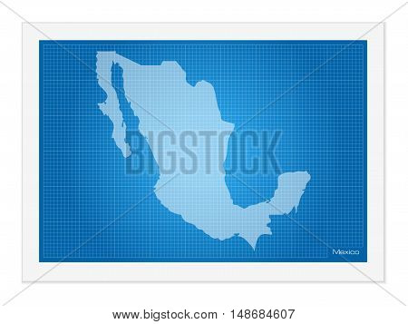 Mexico On Blueprint