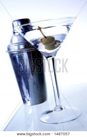 Contrast Martini