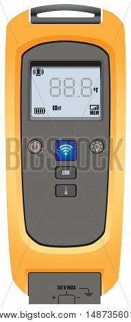 Temperature Module. Wireless Temperature Monitoring. K-Type Thermocouple.