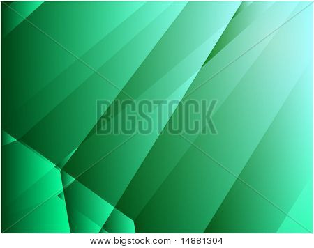 poster of Abstract wallpaper design with smooth angular crystalline gradients