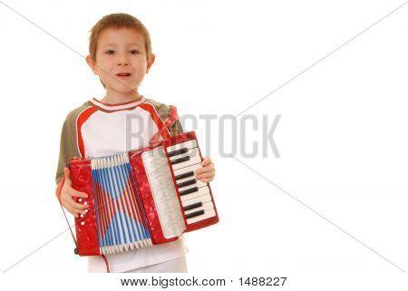 Accordion Boy 102