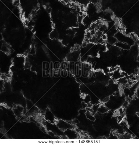 Black marble natural pattern for background abstract natural marble black and white for design