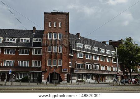 Suriname Square Building