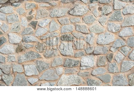 stone wall background wall stone texture .