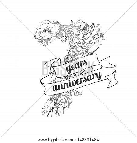 Seven (7) Years Anniversary