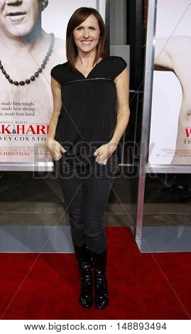 Molly Shannon at the World premiere of 'Walk Hard' held at the Grauman's Chinese Theater in Hollywood, USA on December 12, 2007.