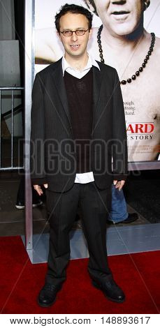 Jack Kasdan at the World premiere of 'Walk Hard' held at the Grauman's Chinese Theater in Hollywood, USA on December 12, 2007.