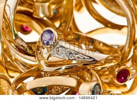 Prstny ze zlata