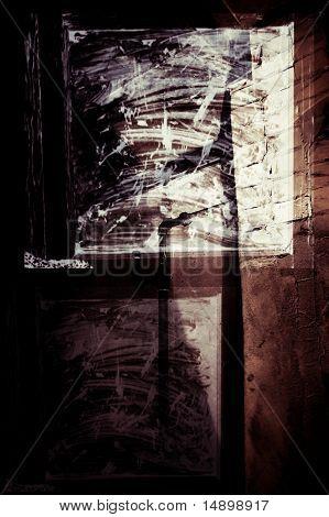 dark Grunge Abstract background1 vertical