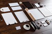 Photo. Template for branding identity. For graphic designers presentations and portfolios. Branding, brand, template, identity, design, letterhead, Business Card, business, envelope, print, mock-up, mock up, mockup. poster