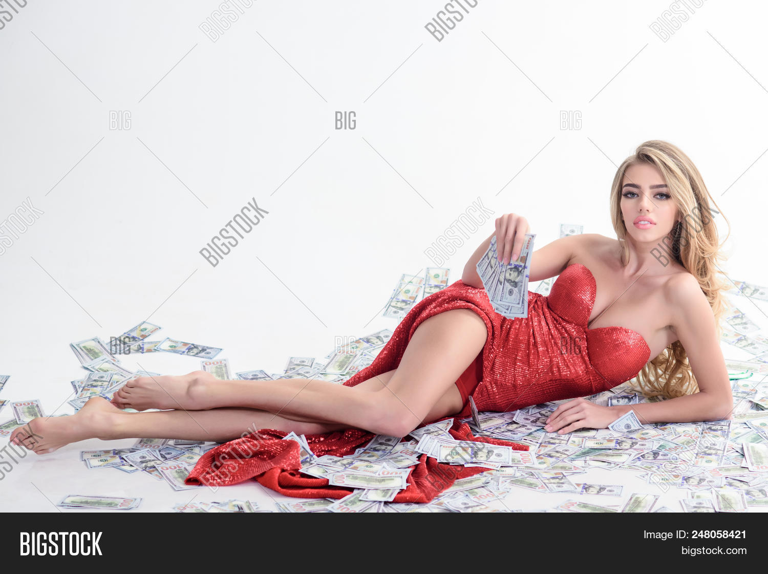 Rich and sexy