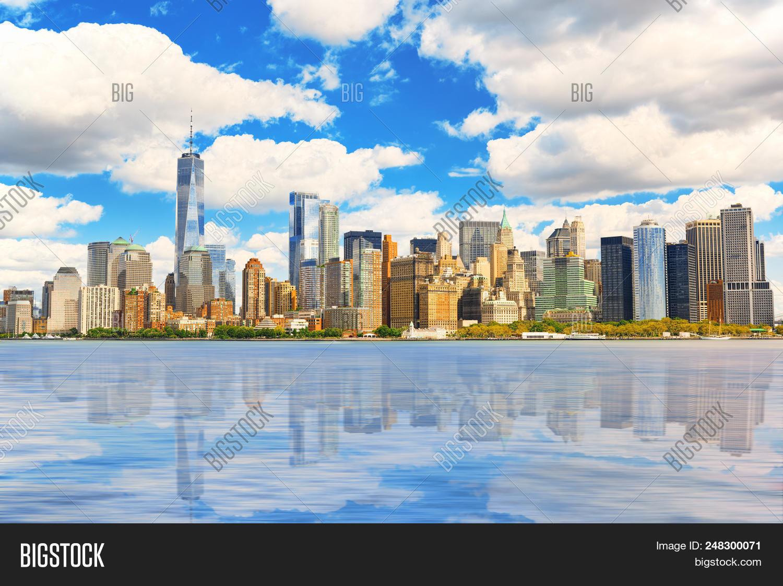 Hudson Bay New York.View Water Hudson Bay Image Photo Free Trial Bigstock