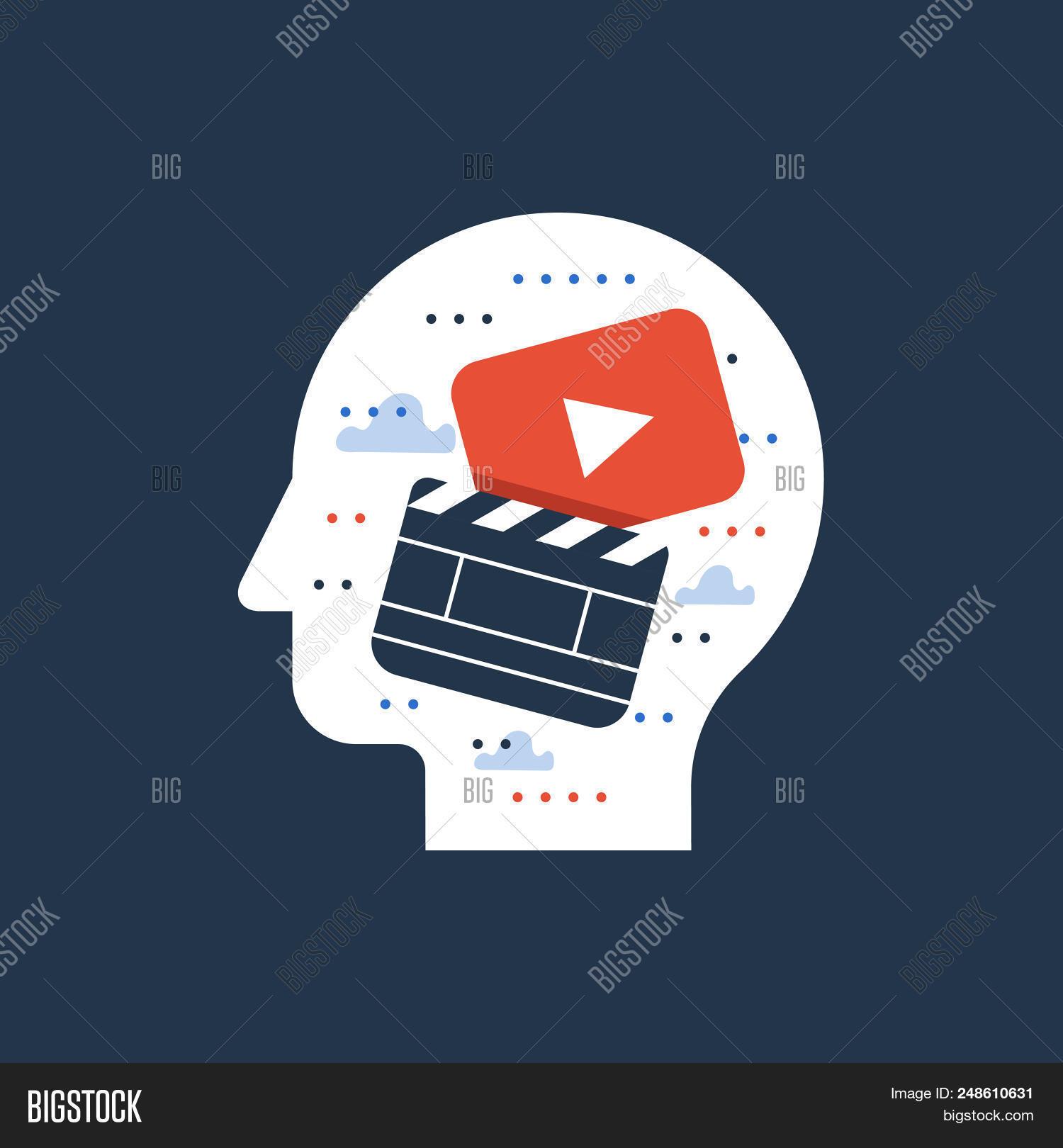 Video Editor Movie Vector Photo Free Trial Bigstock