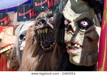 Terror Masks