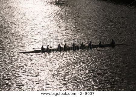 Mens Rowing Team