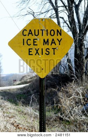 Ice Sign