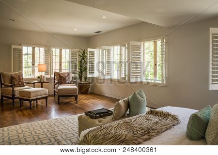 Interior Design Of An Upscale Classical Home
