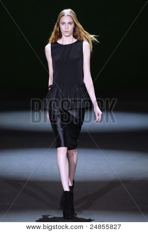 Christian Siriano - Runway - Fall/Winter 2011 Collection - New York Fashion Week