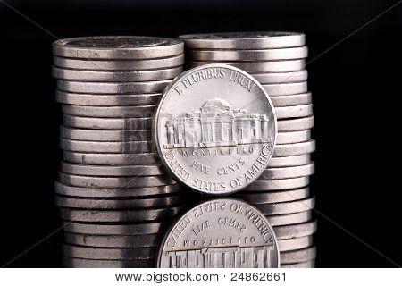 Jefferson Head Nickel