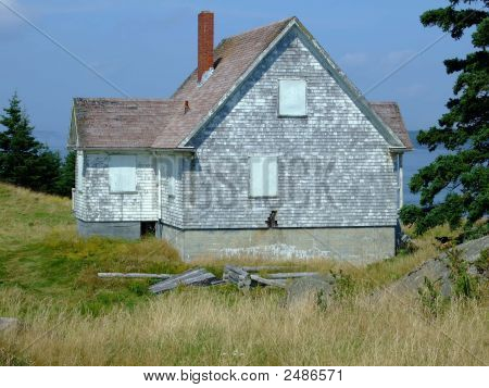 Old Abandoned House