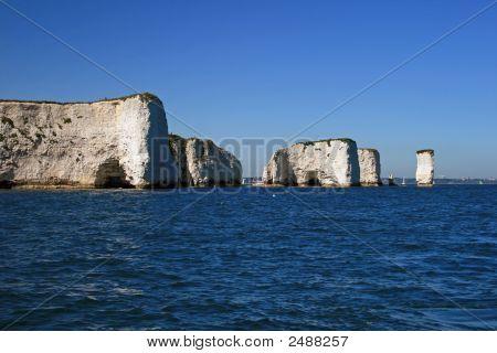 Jurassic Coast - Old Harry Rocks