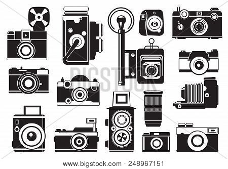 Camera Vintage Vector Free : Pictures set retro vector & photo free trial bigstock