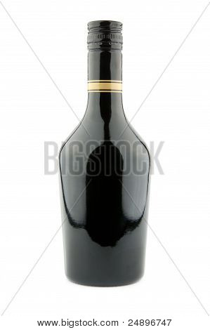 Liqueur Bottle